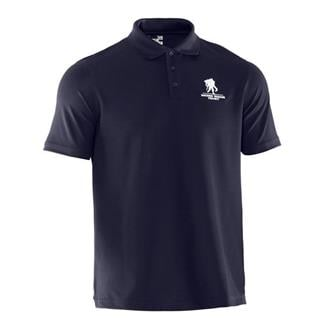 Under Armour WWP Performance Polo Midnight Navy