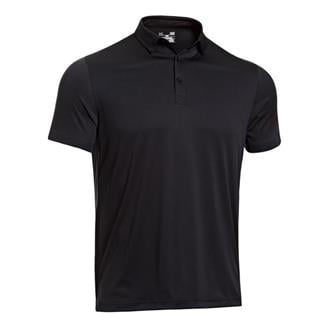 Under Armour SOAS ColdBlack Polo Black