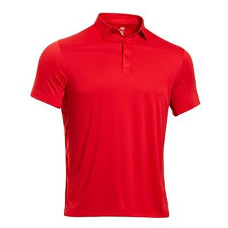 Under Armour SOAS ColdBlack Polo Red