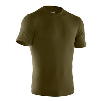 Under Armour Tactical Charged Cotton Tee Marine OD Green