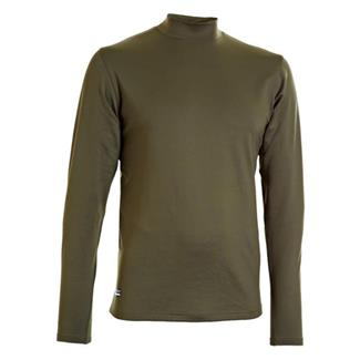 Under Armour Tactical ColdGear Mock Shirt Marine OD Green
