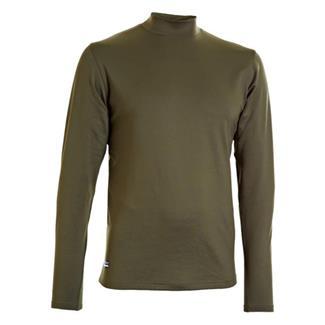 Under Armour Tactical ColdGear Mock Shirt Marine OD Green