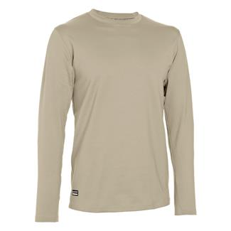 Under Armour Tactical ColdGear Infrared Crew Shirt Desert Sand