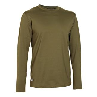 Under Armour Tactical ColdGear Crew Shirt Marine OD Green
