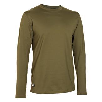 Under Armour Tactical ColdGear Infrared Crew Shirt Marine OD Green