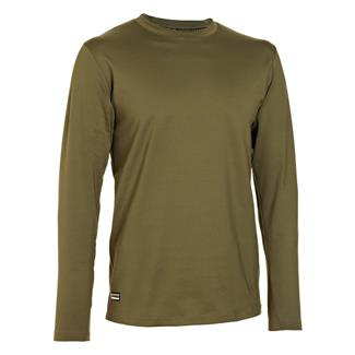 Under Armour Tactical ColdGear Infrared Crew Shirt Marine OD Green