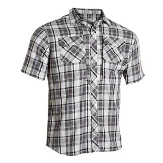 Under Armour SOAS Covert SS Shirt Aluminum / Scatter