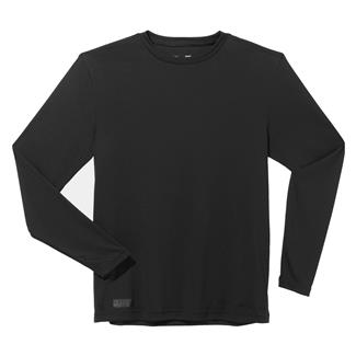 Under Armour Tactical HeatGear LS Tee Black
