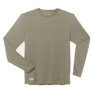 Under Armour Tactical HeatGear LS Tee Desert Sand