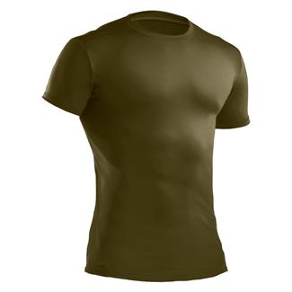 Under Armour Tactical HeatGear Comp Tee Marine OD Green