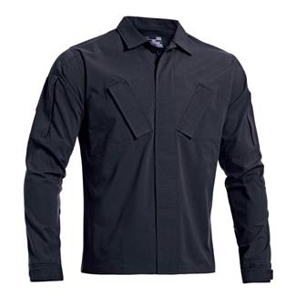 Under Armour Tactical Duty Shirt Dark Navy Blue