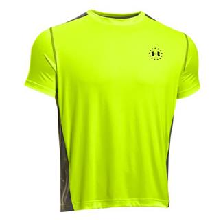 Under Armour WWP ArmourVent Tee High Vis Yellow