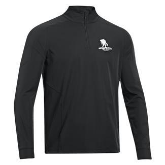 Under Armour WWP ColdGear 1/4 Zip Jacket Black