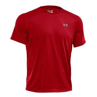 Under Armour Tech T-Shirt Red