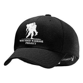 Under Armour WWP Stretch Cap Black