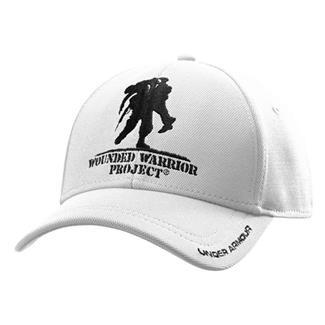 Under Armour WWP Snapback Cap White