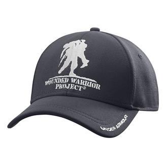 Under Armour WWP Snapback Cap Dark Navy Blue