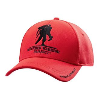 Under Armour WWP Snapback Cap Red