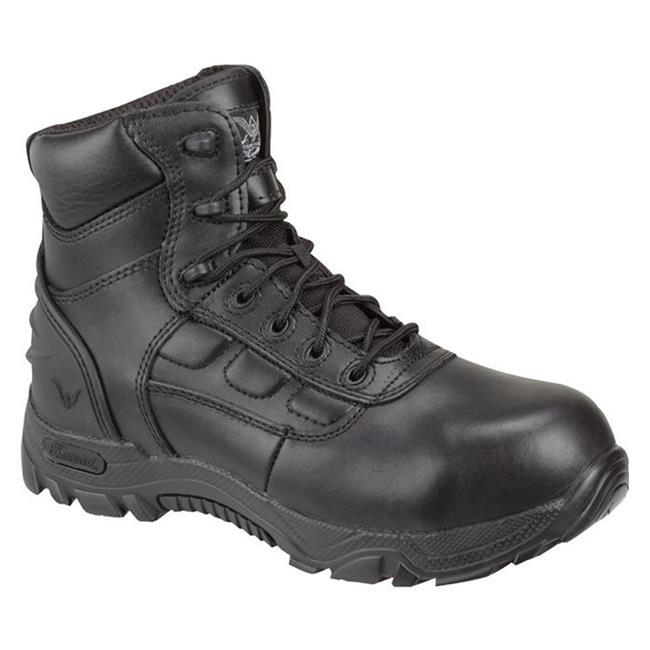 "Thorogood 6"" ""The Deuce"" Lace-Up CT Black"