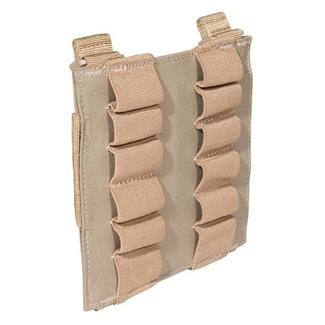 5.11 12 Round Shotgun Pouch Sandstone
