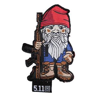 5.11 Tactical Gnome Patch Range Red