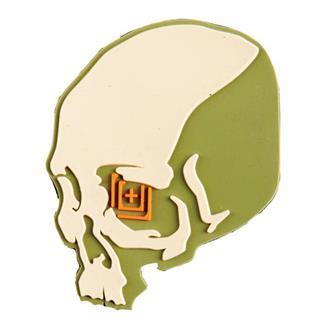 5.11 Skull Shot Patch Sand