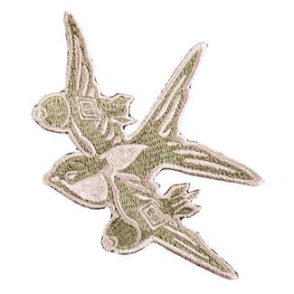 5.11 Swallow Bomber Patch Sand