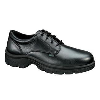 Thorogood Softstreets Plain Toe Oxford ST Black