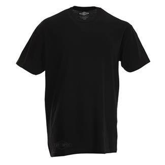 Tru-Spec Comfort Cotton Short Sleeve T-Shirts (3 Pack) Black