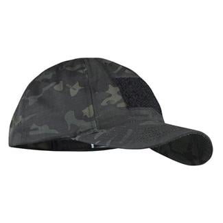 Tru-Spec Nylon / Cotton Contractor's Cap MultiCam Black