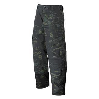 TRU-SPEC Nylon / Cotton Ripstop TRU Uniform Pants MultiCam Black