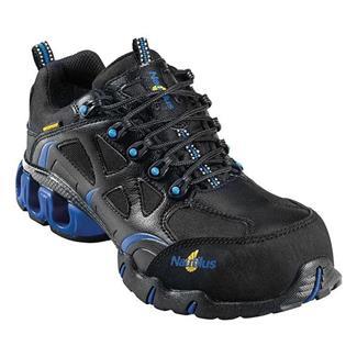 Nautilus 1801 Athletic CT WP Black / Blue