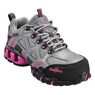 Nautilus 1851 Athletic CT WP Gray / Pink