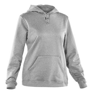 Under Armour Fleece Team Hoodie True Grey Heather