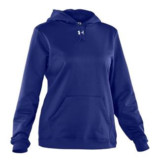 Under Armour Fleece Team Hoodie Royal