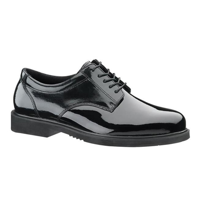 Thorogood Academy Black Military Shoes