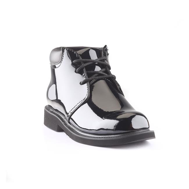 Thorogood Academy Black Military Shoes
