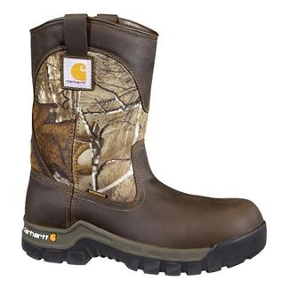 "Carhartt 10"" Work-Flex CT WP Brown / Camo"