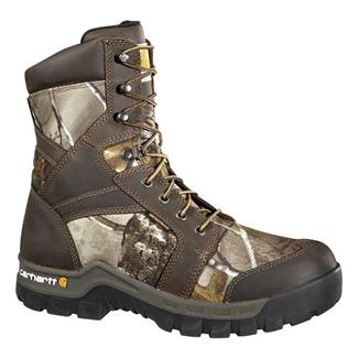 "Carhartt 8"" Work-Flex 400g CT WP Brown / Camo"