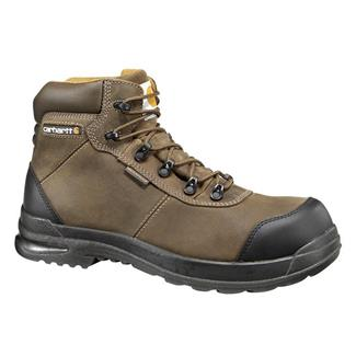"Carhartt 6"" Stomp Light WP Bal Brown"