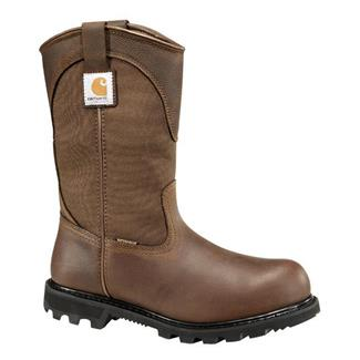 "Carhartt 11"" Wellington ST WP Brown"