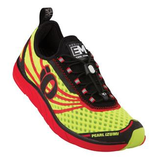 Pearl Izumi EM Tri N 1 Black / Screaming Yellow