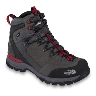 The North Face Verbera Hiker II GTX Graphite Gray / TNF Red
