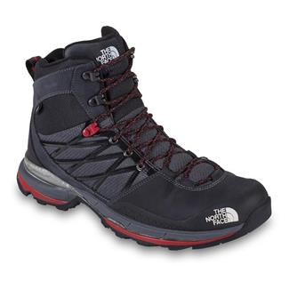 The North Face Verbera Lite Mid GTX Pache Gray / TNF Red