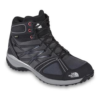The North Face Ultra Hike Mid GTX Dark Shadow Gray / TNF Black