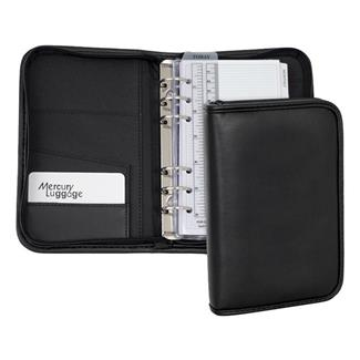 Mercury Luggage Small Day Planner Black