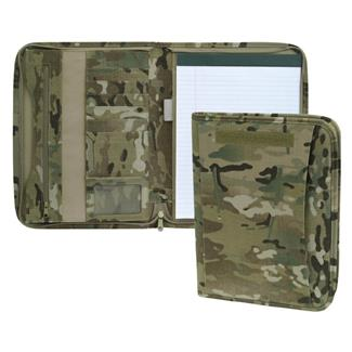 Mercury Luggage Zippered Padfolio MultiCam