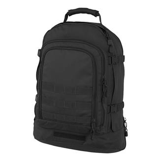 Mercury Luggage Three Day Backpack Black