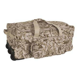 Mercury Luggage Deployment / Container Bag Marpat Desert