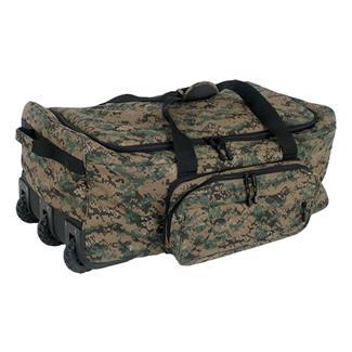 Mercury Luggage Deployment / Container Bag Marpat Woodland